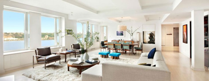 Ben Stiller's Upper West Side Duplex