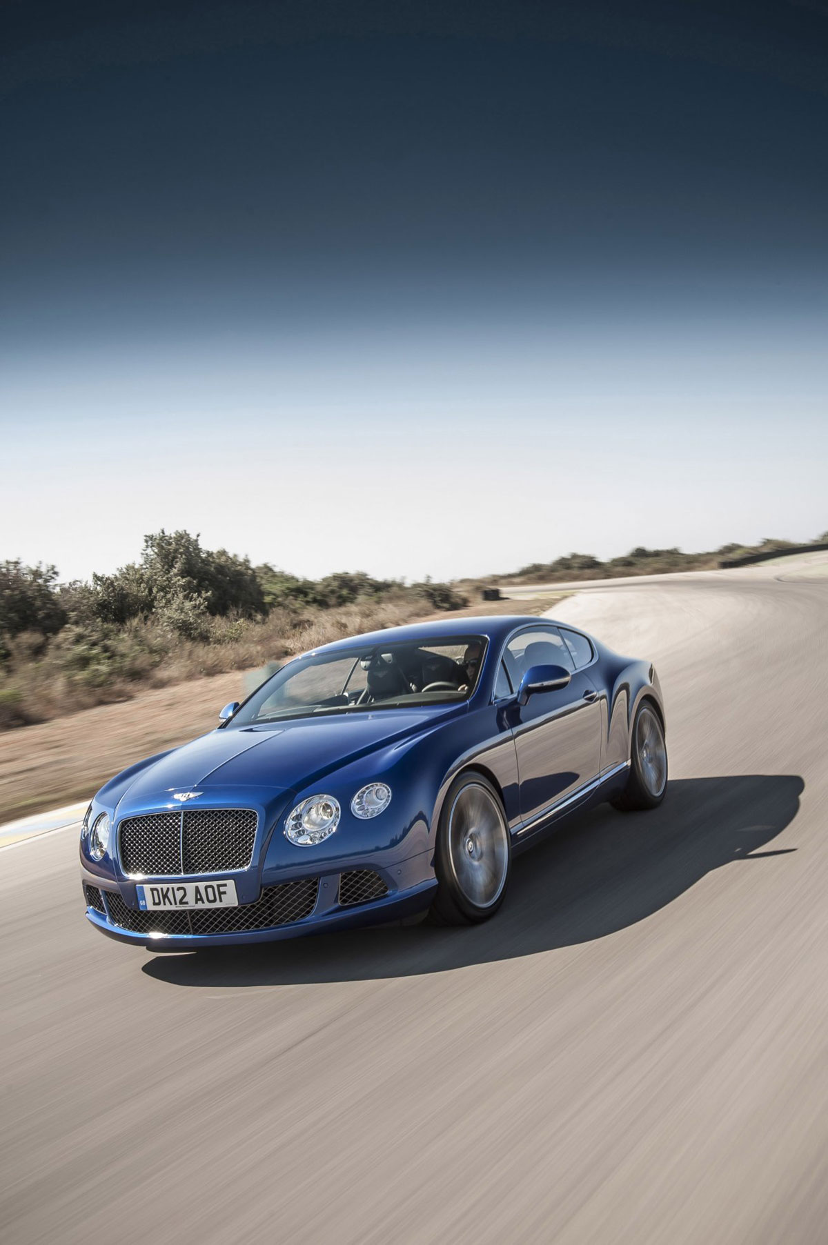 Full Specification Details of the New Bentley Continental GT Speed
