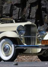 Clark Gable's 1935 Duesenberg Convertible Coupe at Pebble Beach Auction