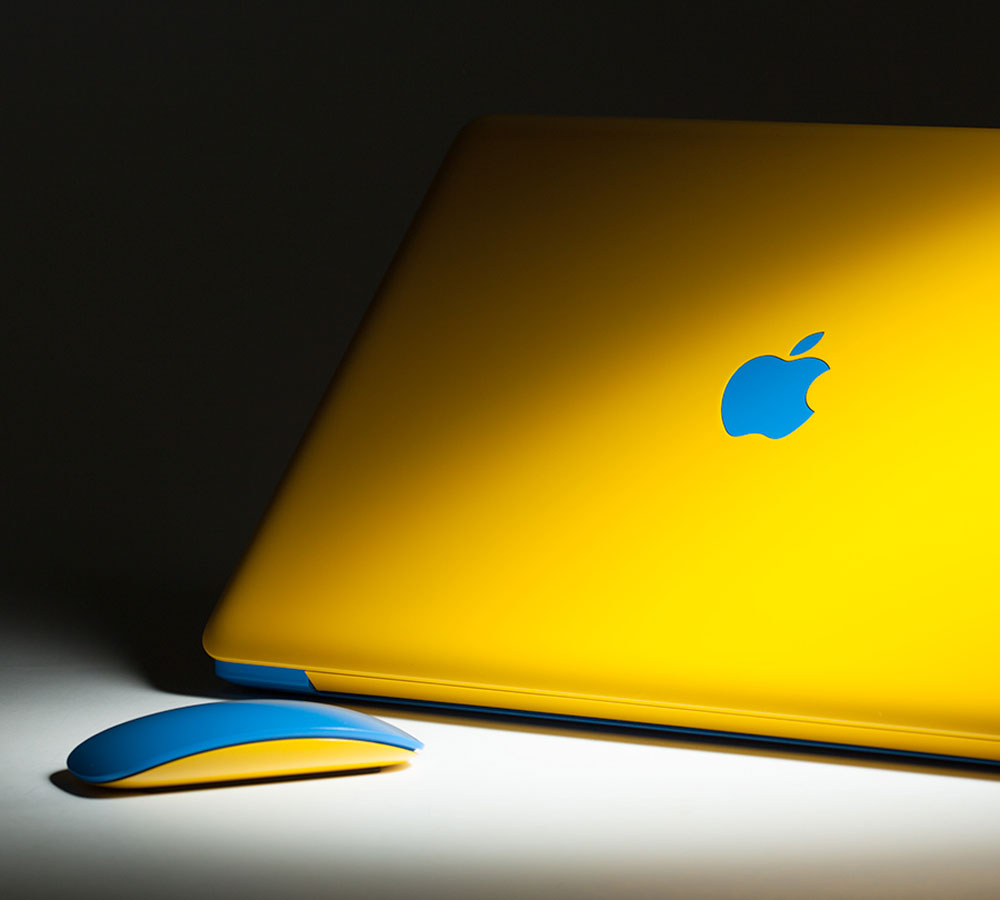 ColorWare MacBook Pro