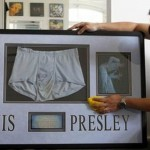 Elvis Presley's Stained Pants Could Fetch $15,000 At Stockport Auction