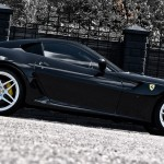 Ferrari 599 GTB Fiorano Buckish by Kahn Design