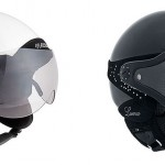 Helmets Adorned with Swarovski Crystals