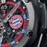 Hublot Unveils the King Power FC Bayern Munich