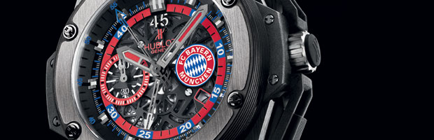Hublot King Power FC Bayern Munich