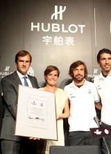 Juventus of Turin Chooses Hublot