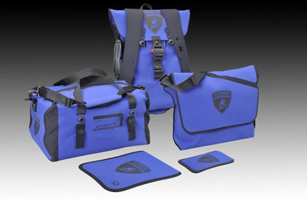 Lamborghini's New Autumn/Winter Collection 2012/2013 Revealed