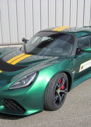 Lotus Exige V6 Cup Ready for the US Market