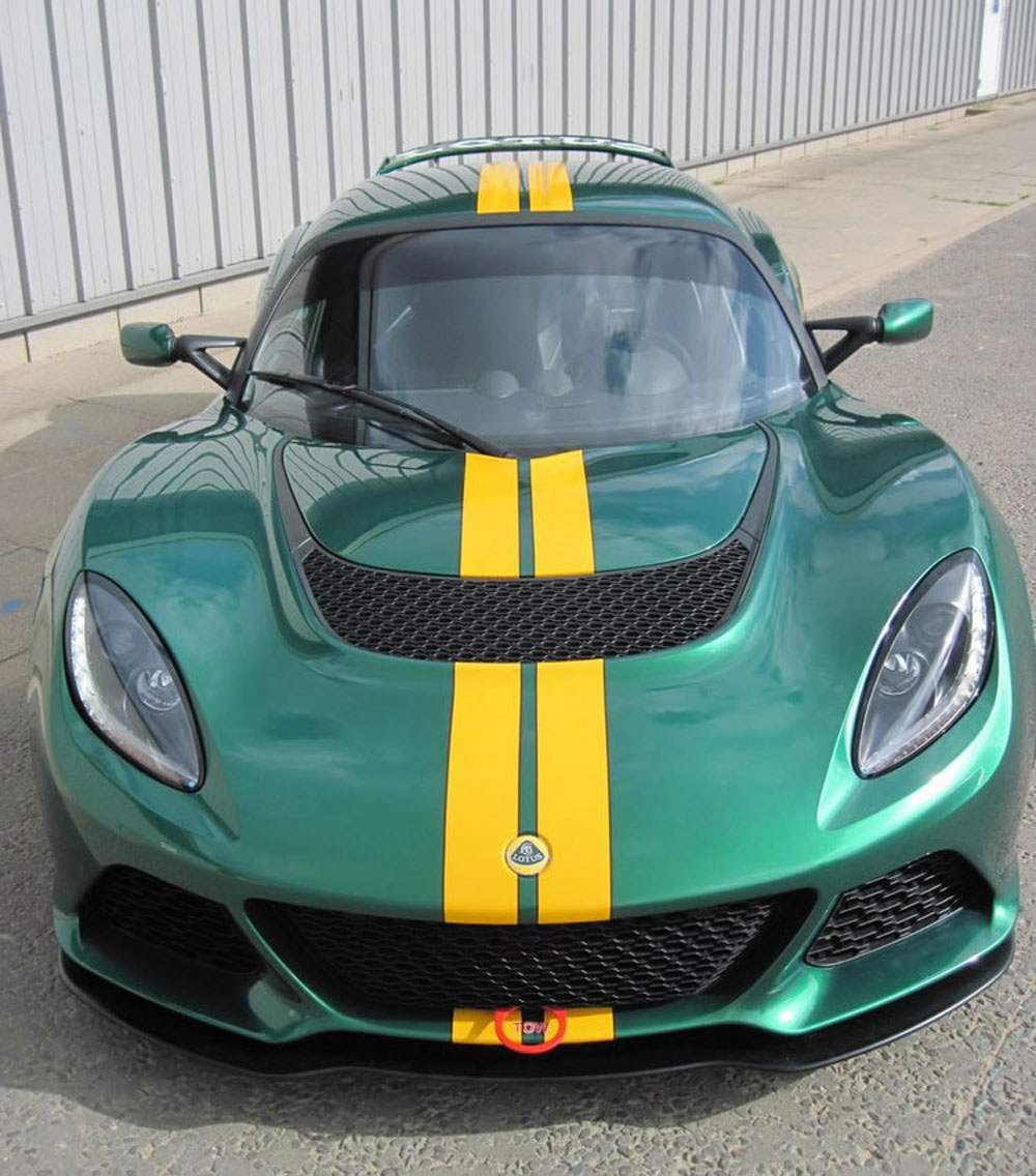Lotus Exige: Lotus Exige V6 Cup Ready For The US Market
