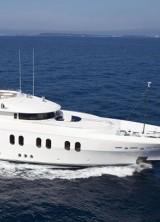 Lady Linda Yacht Starts Inaugural Charter Season in the Mediterranean