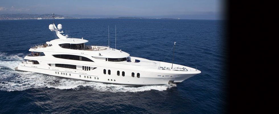 Lady Linda Yacht Starts Inaugural Charter Season in the Mediterranean