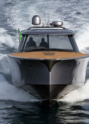 MD53 Power yacht