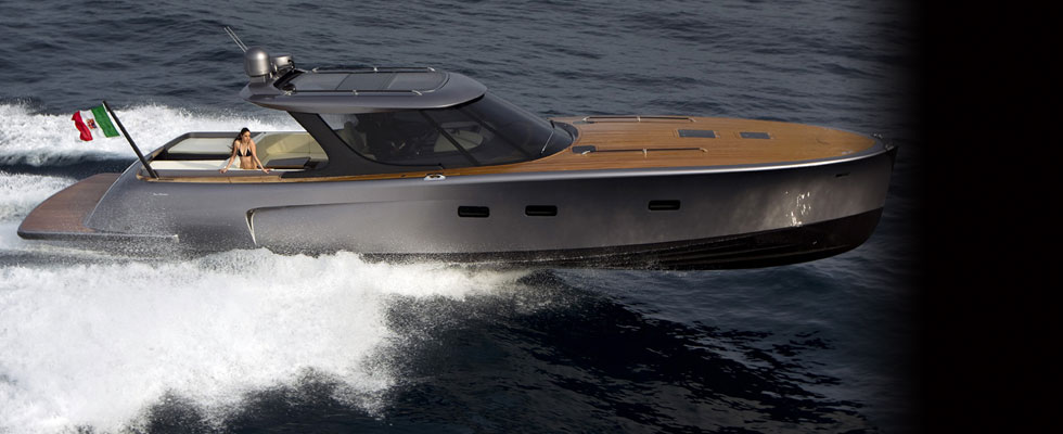 Maxi Dolphin MD53 – Luxury High-level Custom Yacht