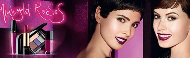 Midnight Roses – New Lancome Fall 2012 Color Collection