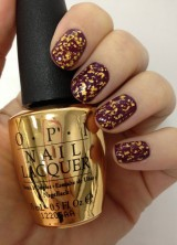 The Man With The Golden Gun – OPI's 18k Gold Nail Polish For James Bond's Anniversary