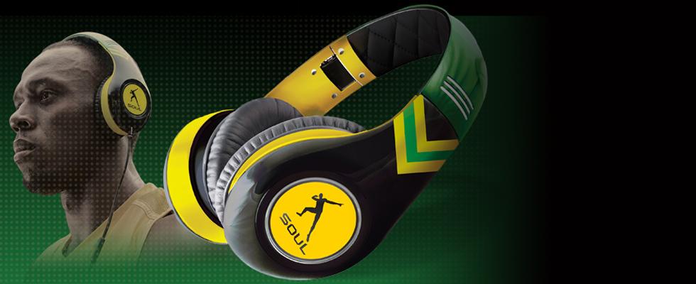SL300 Usain Bolt by SOUL Electronics