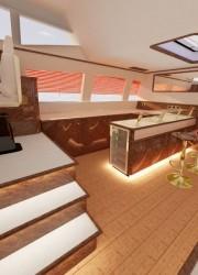 Houbara Catamaran