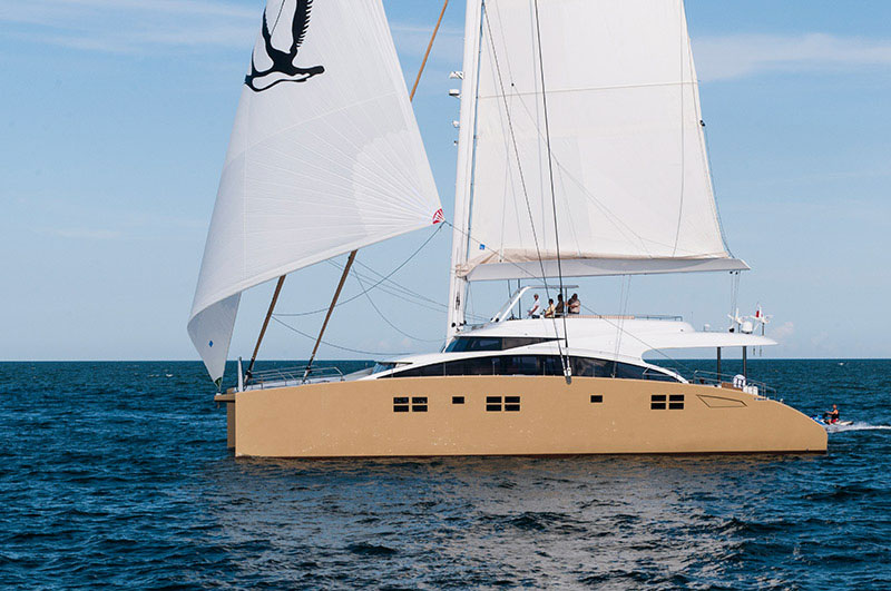 Sunreef 82 catamarans