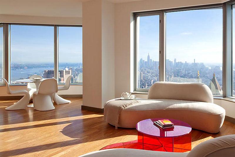 New York Penthouses For Rent Wwwpicsbudcom