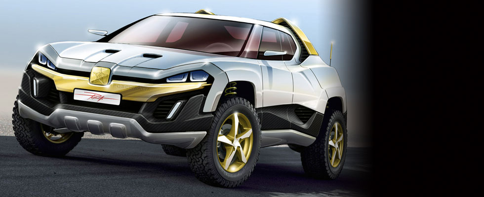 Dartz Nagel Dakkar – New Limited Edition Super-luxury SUV