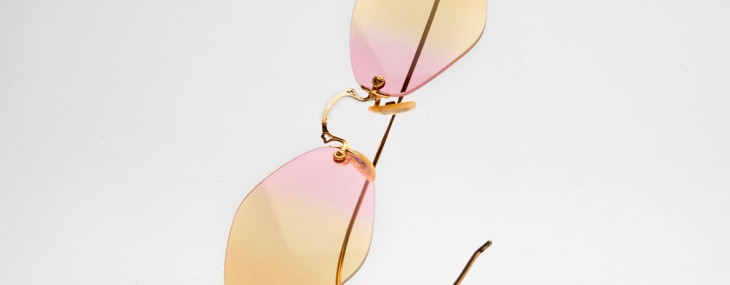 Nader Zadi's Visionary Sunglasses – Limited Edition