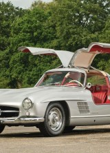 1955 Mercedes 300SL Gullwing Could Fetch $5.2 Million at RM Auctions' London Sale