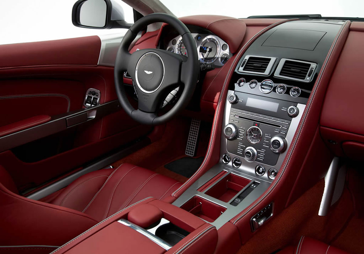 Unveiled 2013 Aston Martin DB9 – Marks the End of Virage