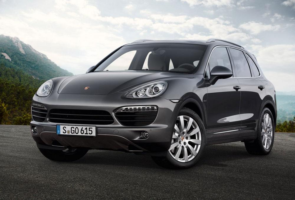 2013 Porsche Cayenne S Diesel - Most Powerful Cayenne SUV To Date ...