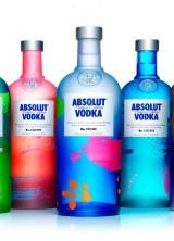 Absolut Unique – New Line of 4 Million Unique Designed Bottles