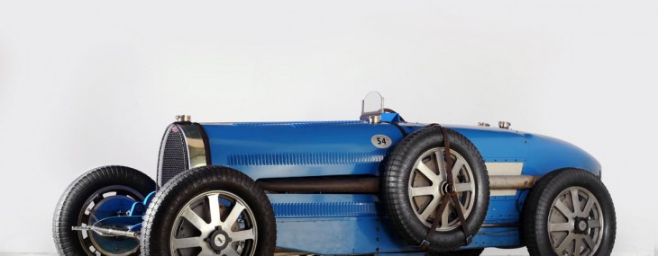 Achille Varzi 1931 Bugatti Type 54 Racer