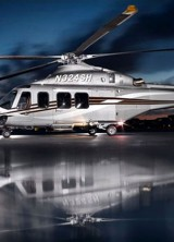 Agusta and Pininfarina AW139 Luxury Helicopter