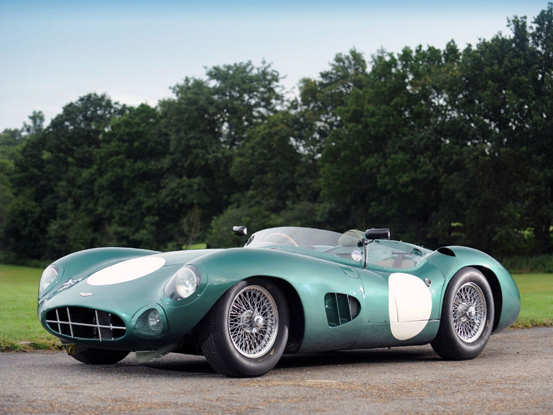 Old Modified Race Cars For Sale >> Iconic Aston Martin DBR1/2 On Sale for $31.7 Million - eXtravaganzi