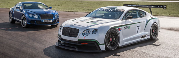 Bentley Continental GT3 Concept Race Car