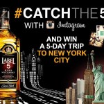 LABEL 5 Kicks Off an Instagram Photo Contest – CatchThe5