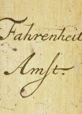 Recently Discovered Daniel Fahrenheit Original Thermometer Could Fetch $150,000 at Auction