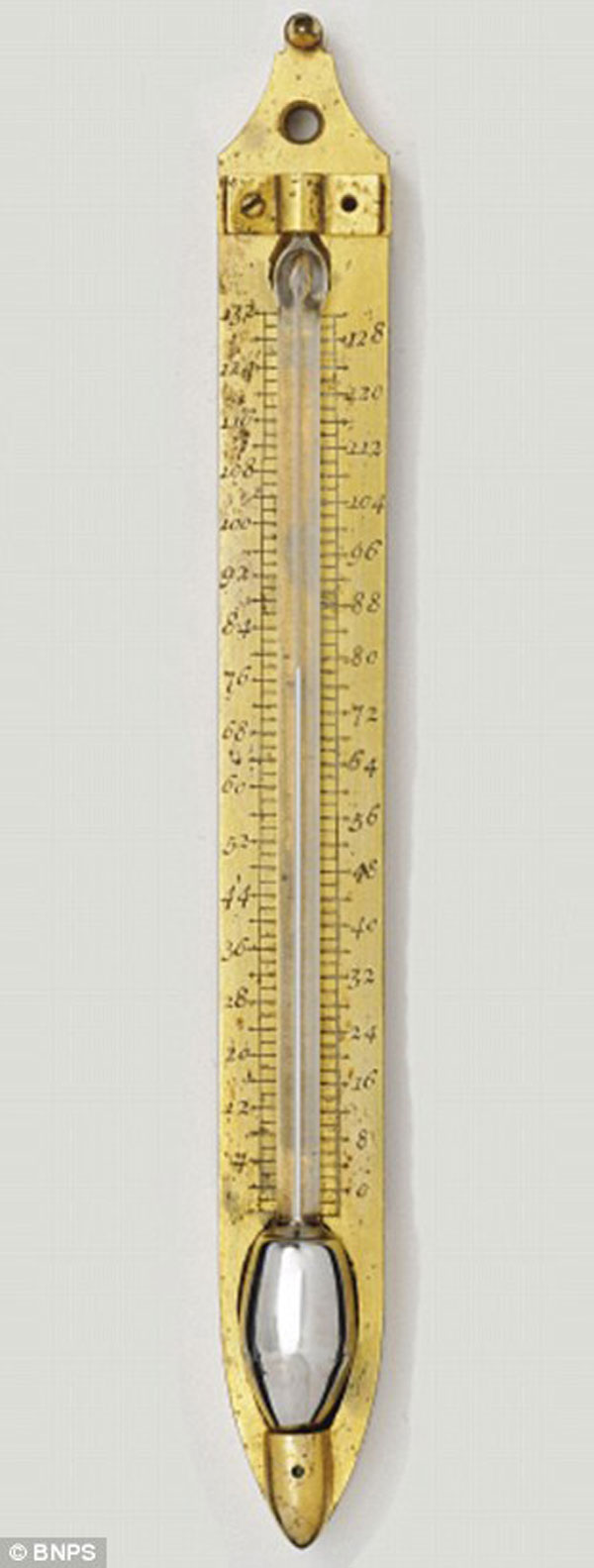 first mercury thermometer -#main
