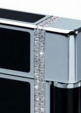 Davidoff Prestige Lighter with 182 Diamonds – Limited Edition