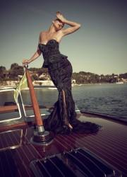 World's Most Expensive – $5,6 Million Black Diamond Dress
