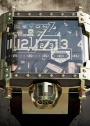 $25,000 Devon Tread 1 Steampunk Watch – Limited Edition