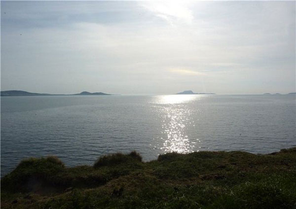 Dorinish Island in Ireland, Once Owned by John Lennon
