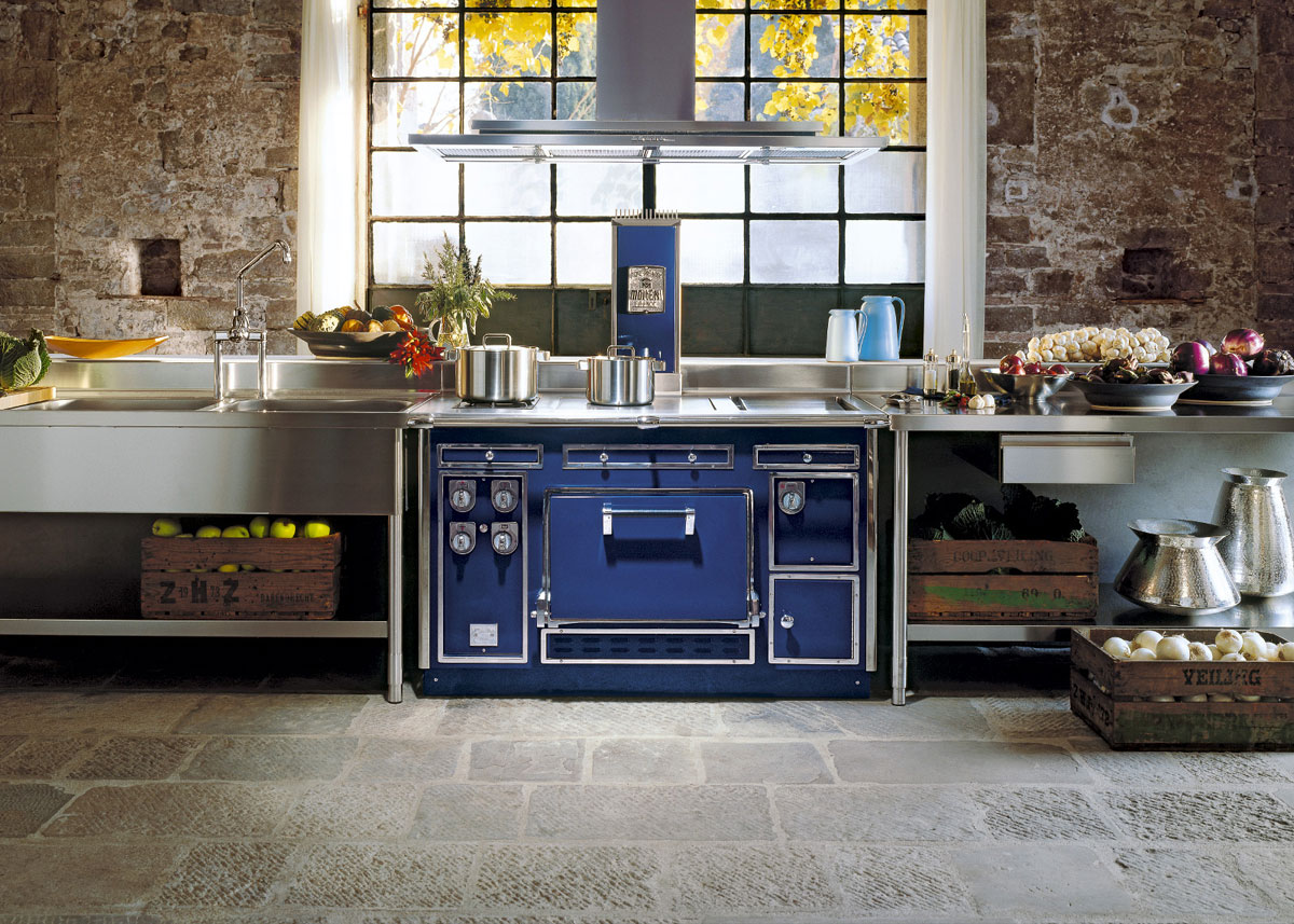 100 000 Electrolux S Molteni Range Cooker For Wealthy