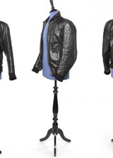 George Harrison's Stage Worn Black Leather Jacket from Early Beatles Years Goes Under the Hammer