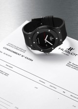 Hublot Breaks New Ground With an Atelier Watch