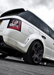 Kahn LE Range Rover Sport 3.0 SDV6 RSE with Swarovski Diamonds