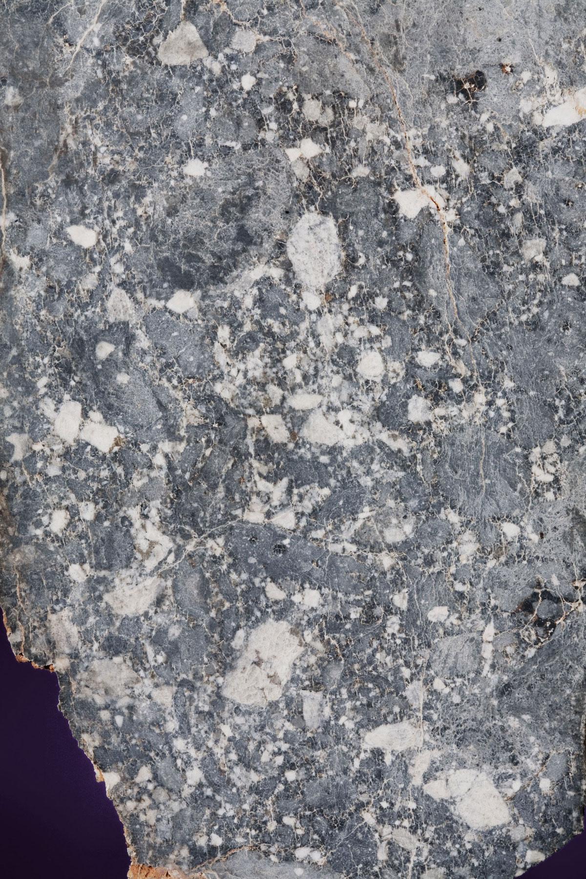 Lunar Meteorite Dar al Gani (DAG) 1058