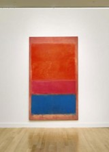 Mark Rothko's 1954 No.1 (Royal Red and Blue) Could Fetch $50 Million at Sotheby's