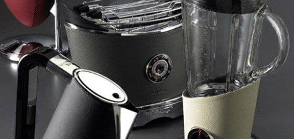 New Bugatti Luxury Individual Kitchen Appliances with Swarovski Crystals