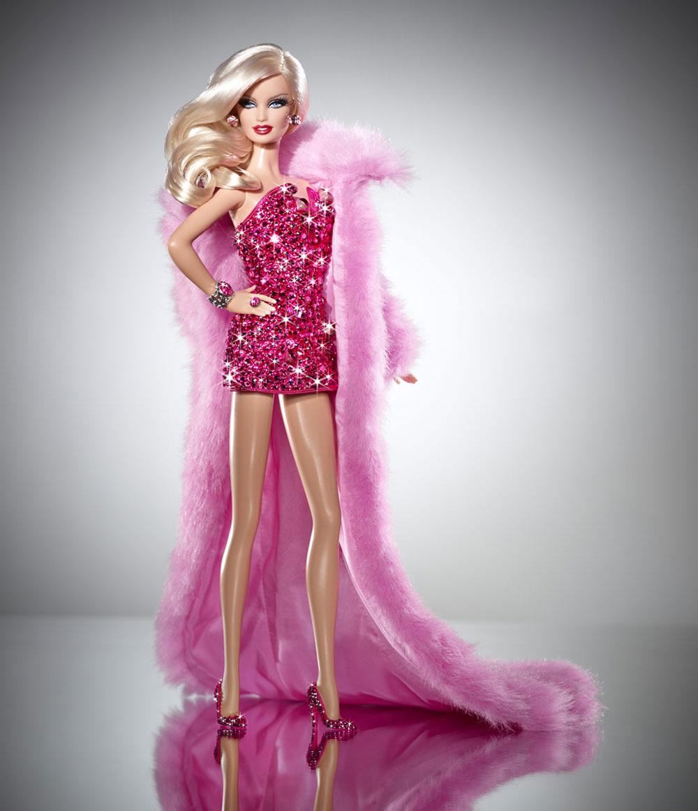 Самая красивая кукла барби в мире с
