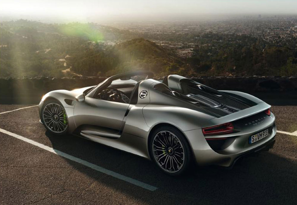 65 000 liquid shade paint for porsche 918 spyder. Black Bedroom Furniture Sets. Home Design Ideas