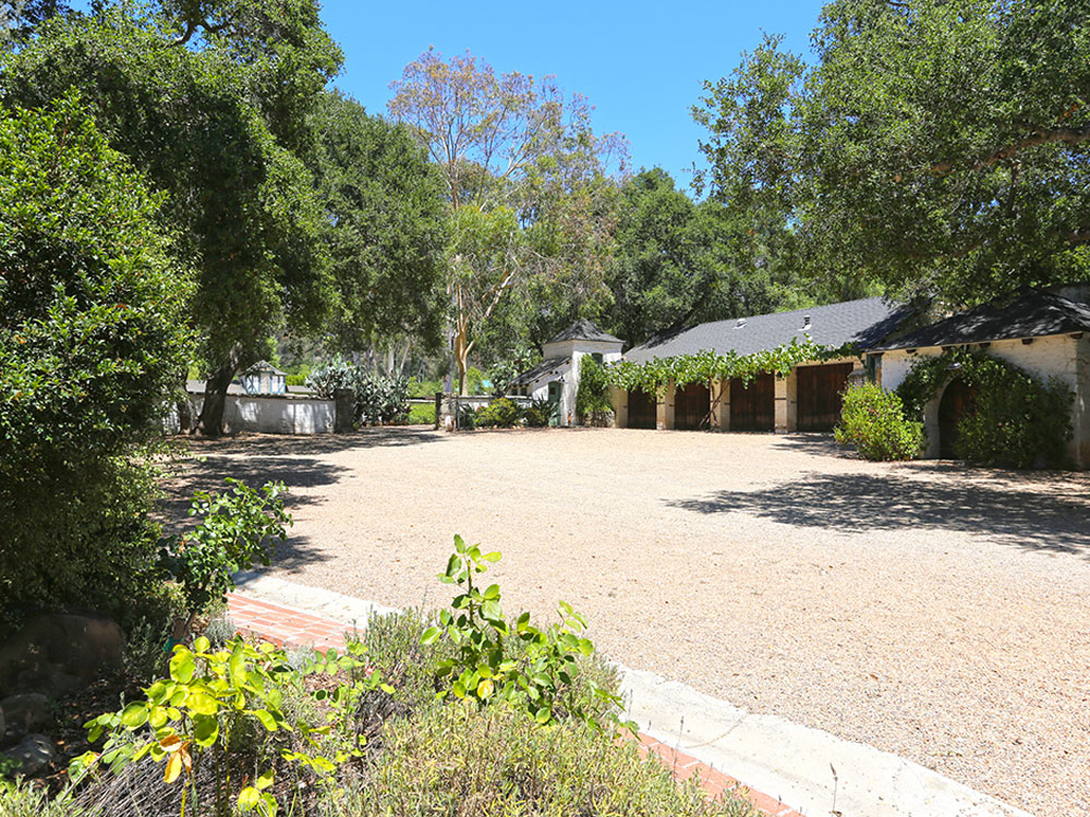 Reese Witherspoon's Libbey Ranch in Ojai, California